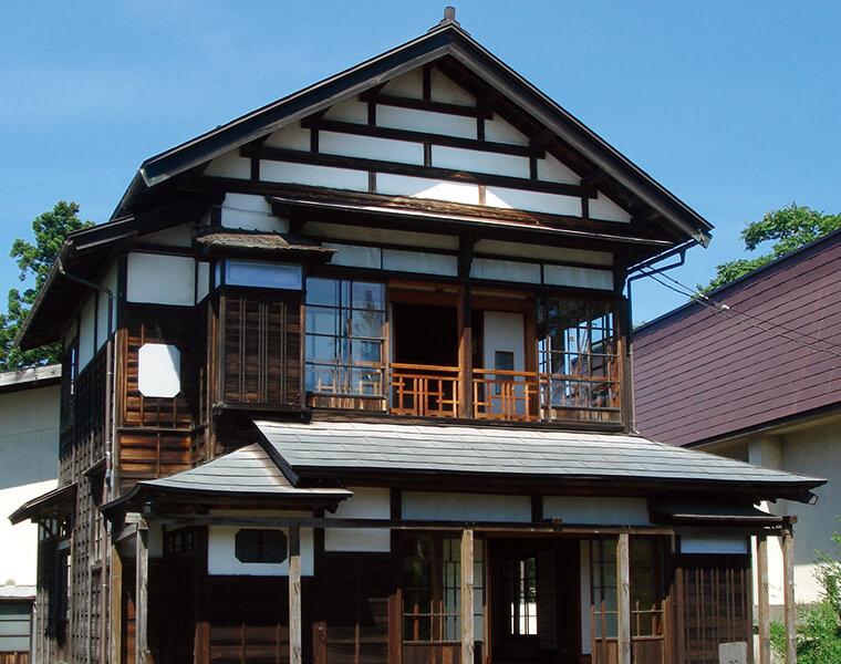 大石田町立歴史民俗資料館