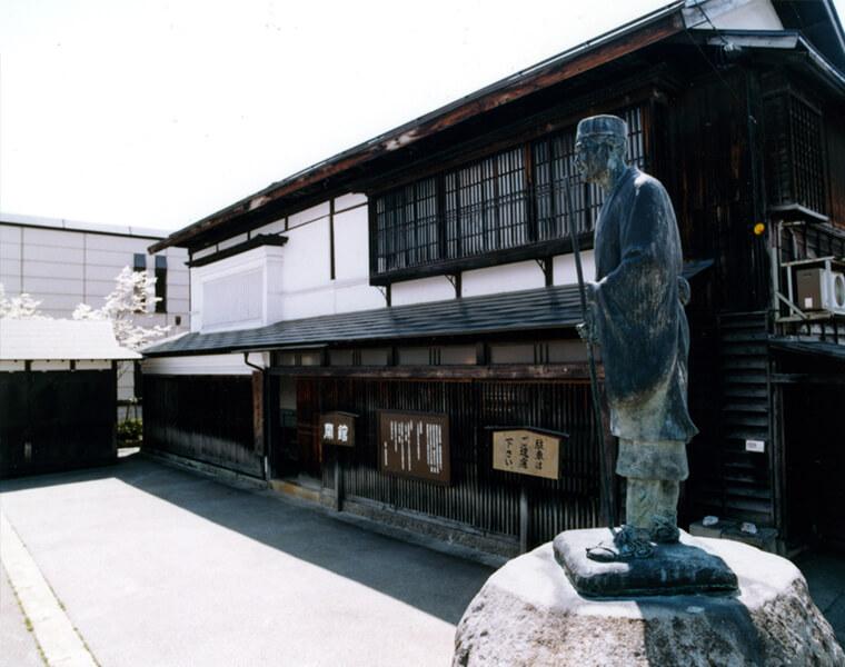 芭蕉、清風歴史資料館